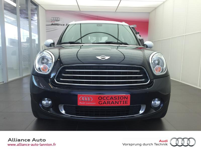 Voiture occasion mini countryman cooper d 112ch pack chili for Garage peugeot lannion 22300