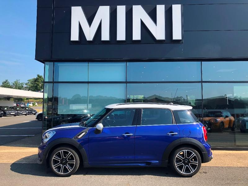 voiture occasion mini countryman cooper sd 143ch pack john cooper works ext rieur bva 2014. Black Bedroom Furniture Sets. Home Design Ideas