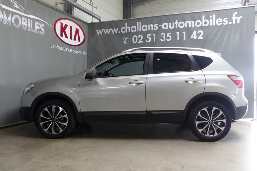 voiture occasion nissan qashqai 1 5 dci 110ch fap connect. Black Bedroom Furniture Sets. Home Design Ideas