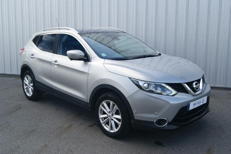 voiture occasion nissan qashqai 1 6 dci 130ch tekna xtronic 2014 diesel 56300 pontivy morbihan. Black Bedroom Furniture Sets. Home Design Ideas