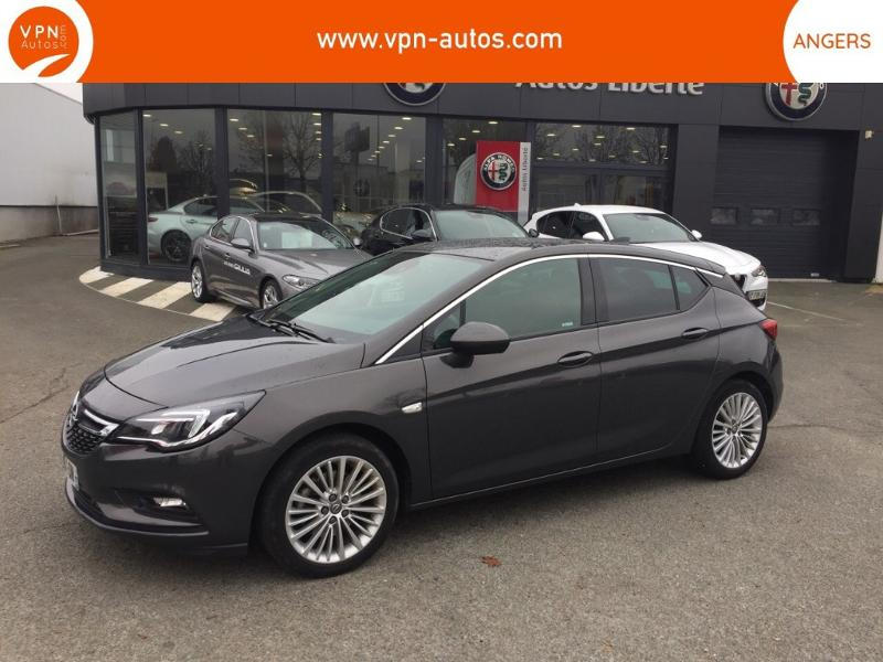 voiture occasion opel astra 1 6 cdti 136ch innovation automatique 2016 diesel 49000 angers maine. Black Bedroom Furniture Sets. Home Design Ideas
