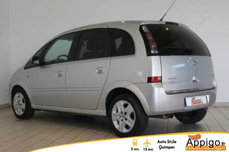 voiture occasion opel meriva 1 7 cdti enjoy 2009 diesel 29000 quimper finist re votreautofacile. Black Bedroom Furniture Sets. Home Design Ideas