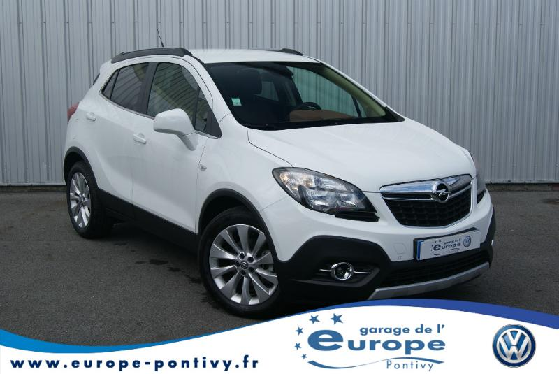 voiture occasion opel mokka 1 7 cdti 130ch cosmo pack auto 4x2 2014 diesel 56300 pontivy. Black Bedroom Furniture Sets. Home Design Ideas