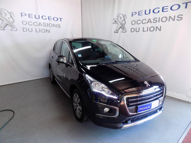 voiture occasion peugeot 3008 2 0 bluehdi 150ch allure s s 2016 diesel 50110 tourlaville manche. Black Bedroom Furniture Sets. Home Design Ideas