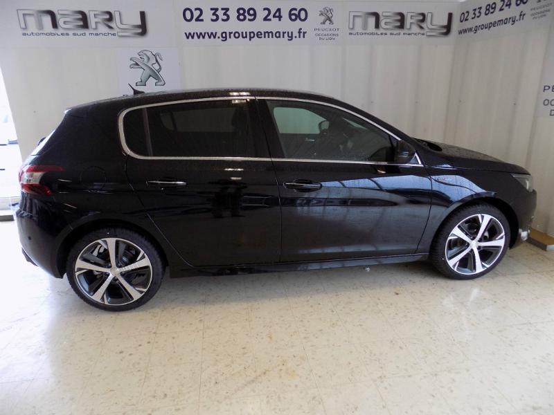 voiture occasion peugeot 308 1 2 puretech 130ch gt line s s 5p 2015 essence 50300 avranches. Black Bedroom Furniture Sets. Home Design Ideas