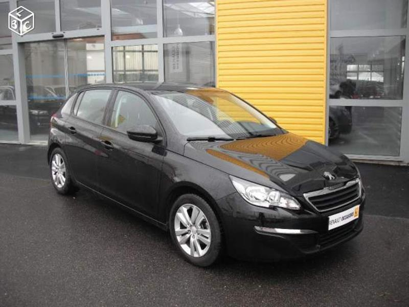 voiture occasion peugeot 308 1 6 hdi 92 active 2014 diesel 29200 brest finist re votreautofacile. Black Bedroom Furniture Sets. Home Design Ideas