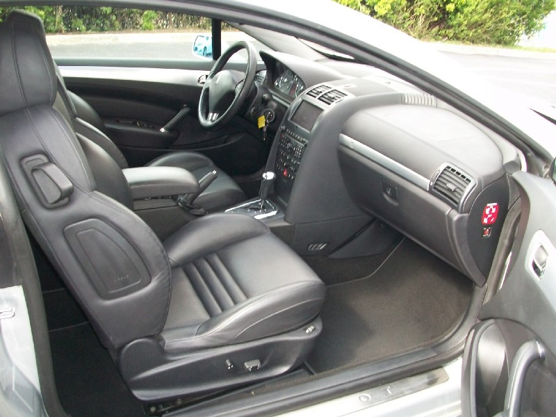 voiture occasion peugeot 407 coup 2 7 v6 hdi griffe baa fap 2007 diesel 29200 brest finist re. Black Bedroom Furniture Sets. Home Design Ideas