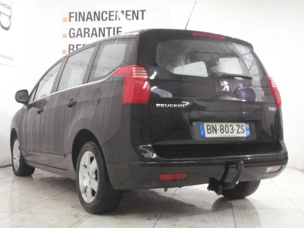 Voiture occasion peugeot 5008 1 6 hdi 112ch fap bvm6 for Occasion garage peugeot ploermel