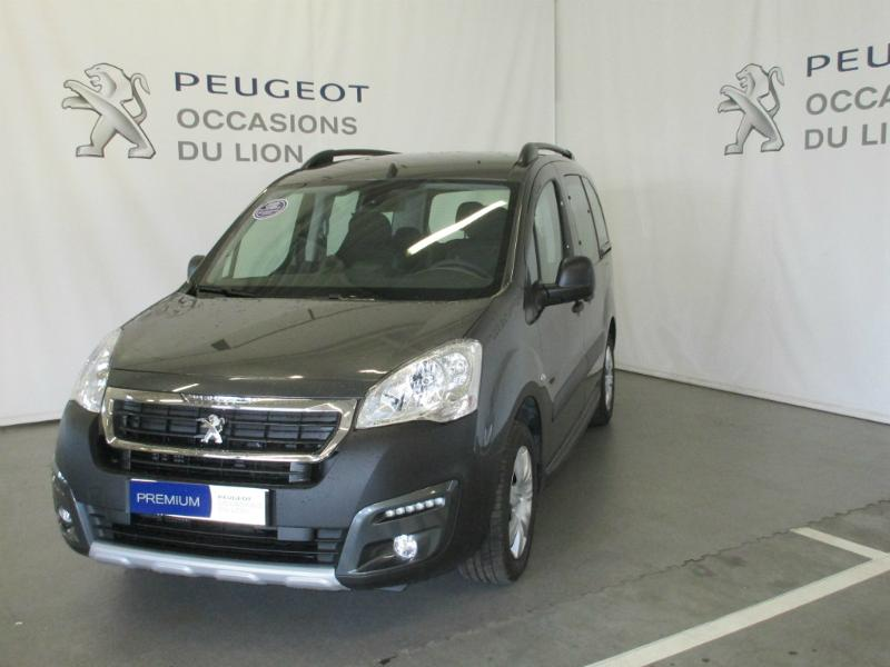 voiture occasion peugeot partner tepee 1 6 bluehdi 100ch outdoor s s 2017 diesel 50200 coutances. Black Bedroom Furniture Sets. Home Design Ideas