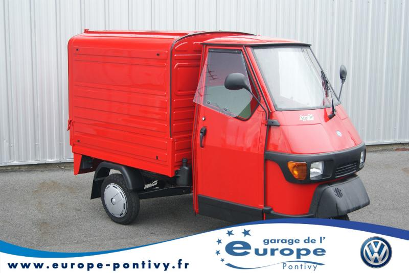 voiture occasion piaggio ape 50 eu fourgon 2015 essence 56300 pontivy morbihan votreautofacile. Black Bedroom Furniture Sets. Home Design Ideas