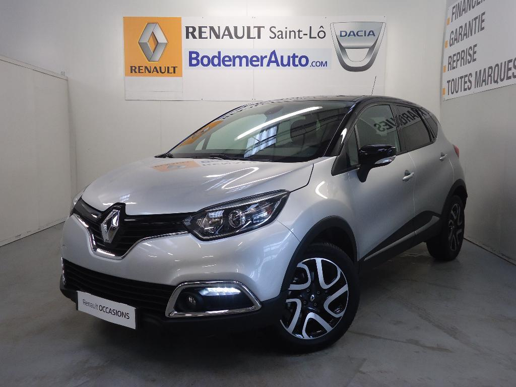 voiture occasion renault captur dci 110 energy intens 2015 diesel 50000 saint l manche. Black Bedroom Furniture Sets. Home Design Ideas