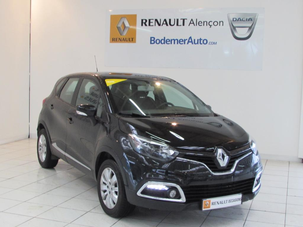 voiture occasion renault captur dci 90 energy business. Black Bedroom Furniture Sets. Home Design Ideas
