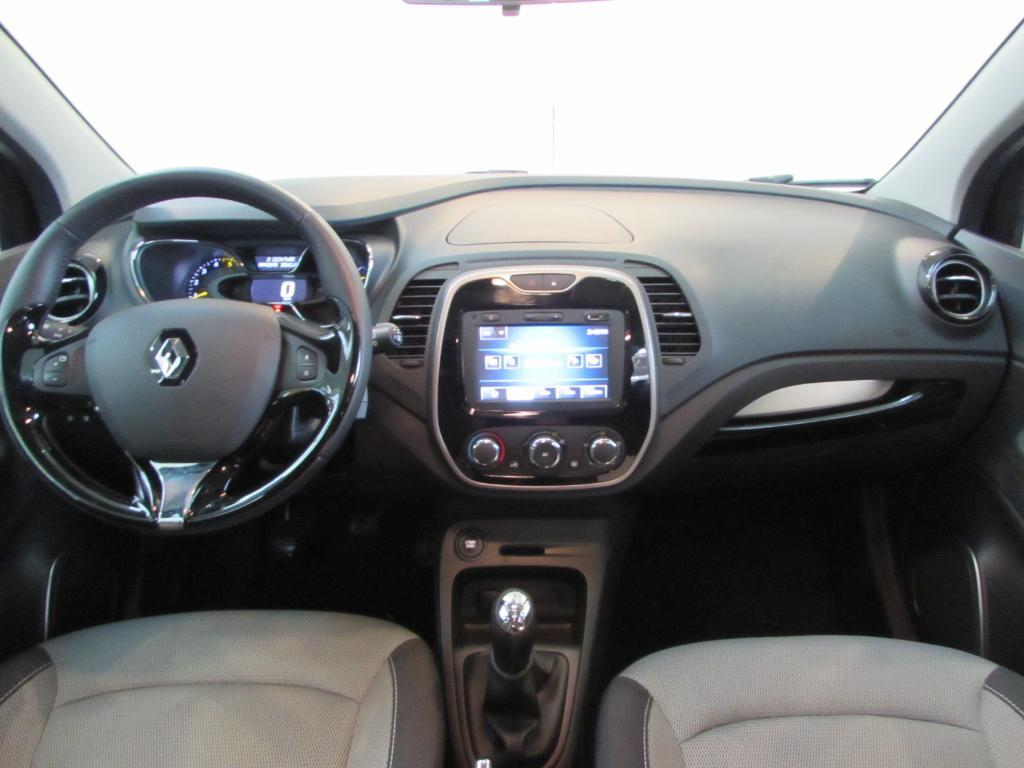 voiture occasion renault captur dci 90 energy business