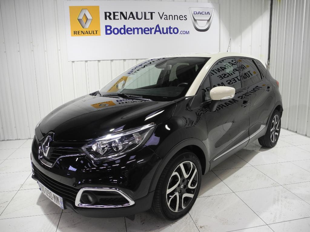 voiture occasion renault captur intens dci 90 edc eco 2014 diesel 56000 vannes morbihan. Black Bedroom Furniture Sets. Home Design Ideas
