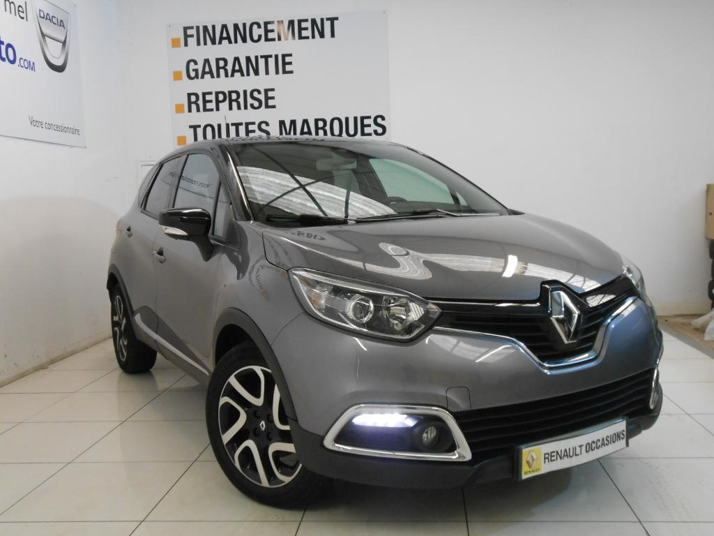 voiture occasion renault captur tce 120 intens edc 2014 essence 56800 plo rmel morbihan. Black Bedroom Furniture Sets. Home Design Ideas