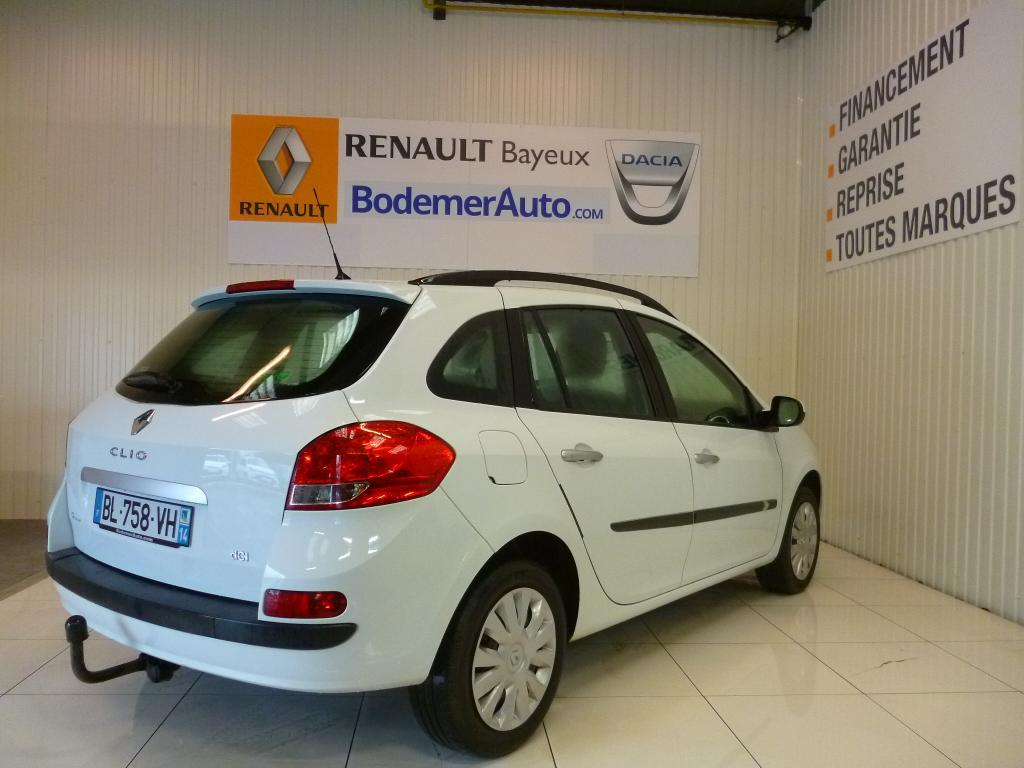 voiture occasion renault clio estate iii dci 90 eco2 expression clim 2011 diesel 14400 bayeux. Black Bedroom Furniture Sets. Home Design Ideas