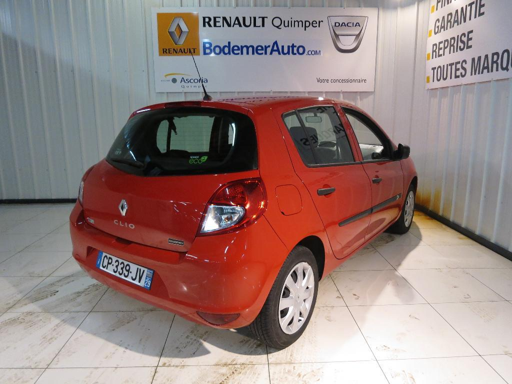 voiture occasion renault clio iii dci 75 aliz 2012 diesel 29000 quimper finist re votreautofacile. Black Bedroom Furniture Sets. Home Design Ideas