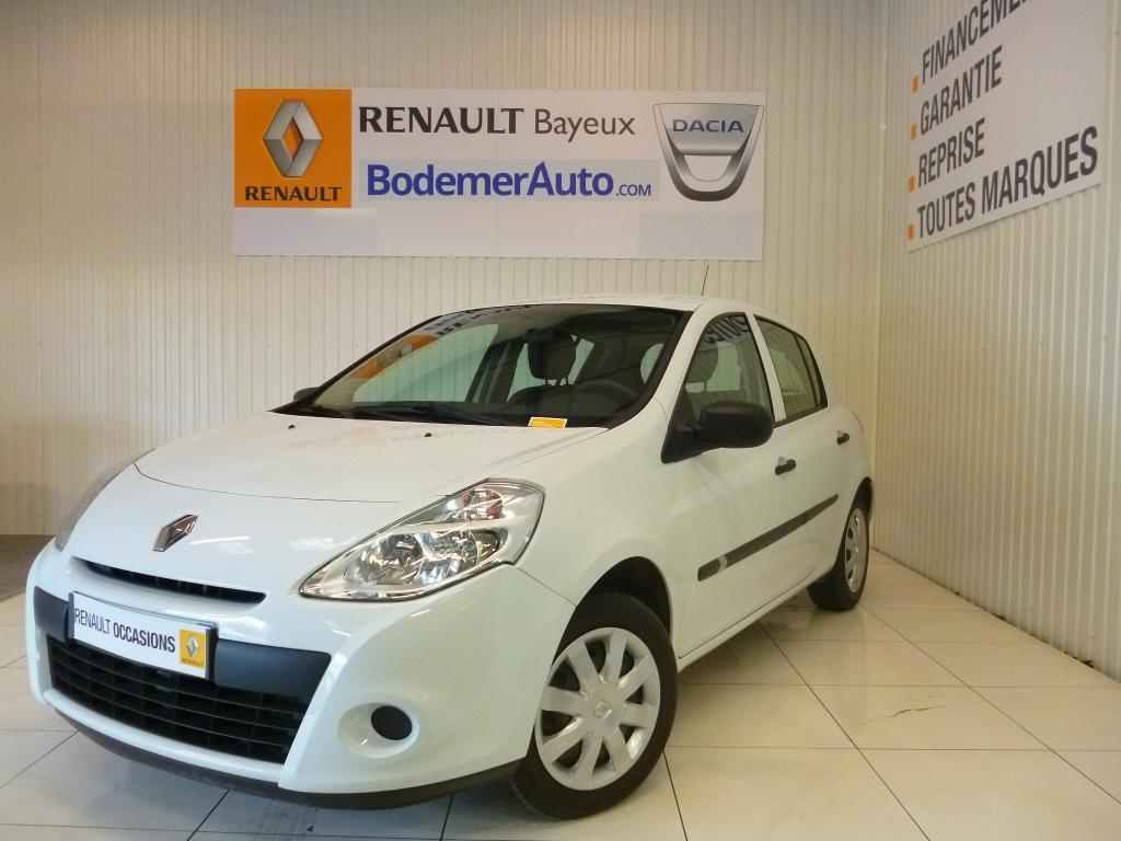 voiture occasion renault clio iii dci 75 eco2 authentique euro 5 2012 diesel 14400 bayeux. Black Bedroom Furniture Sets. Home Design Ideas