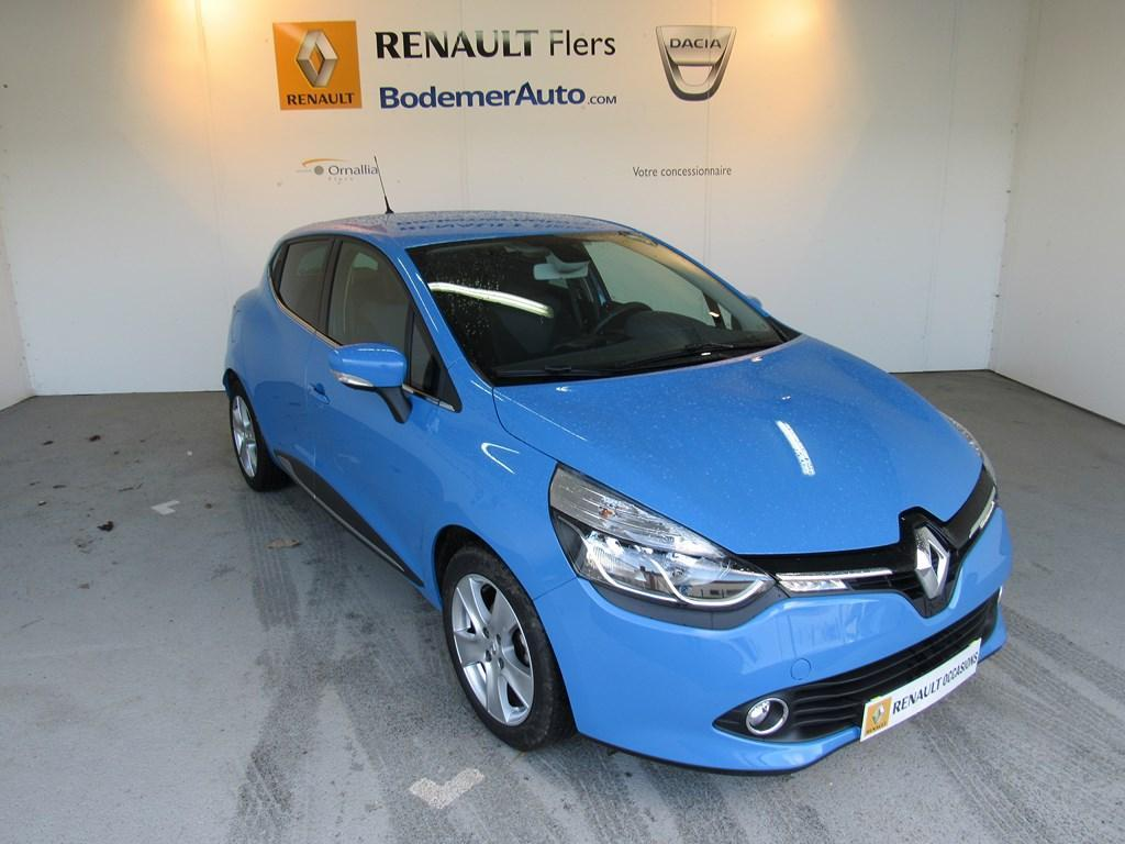 voiture occasion renault clio iv tce 90 energy eco2 intens. Black Bedroom Furniture Sets. Home Design Ideas