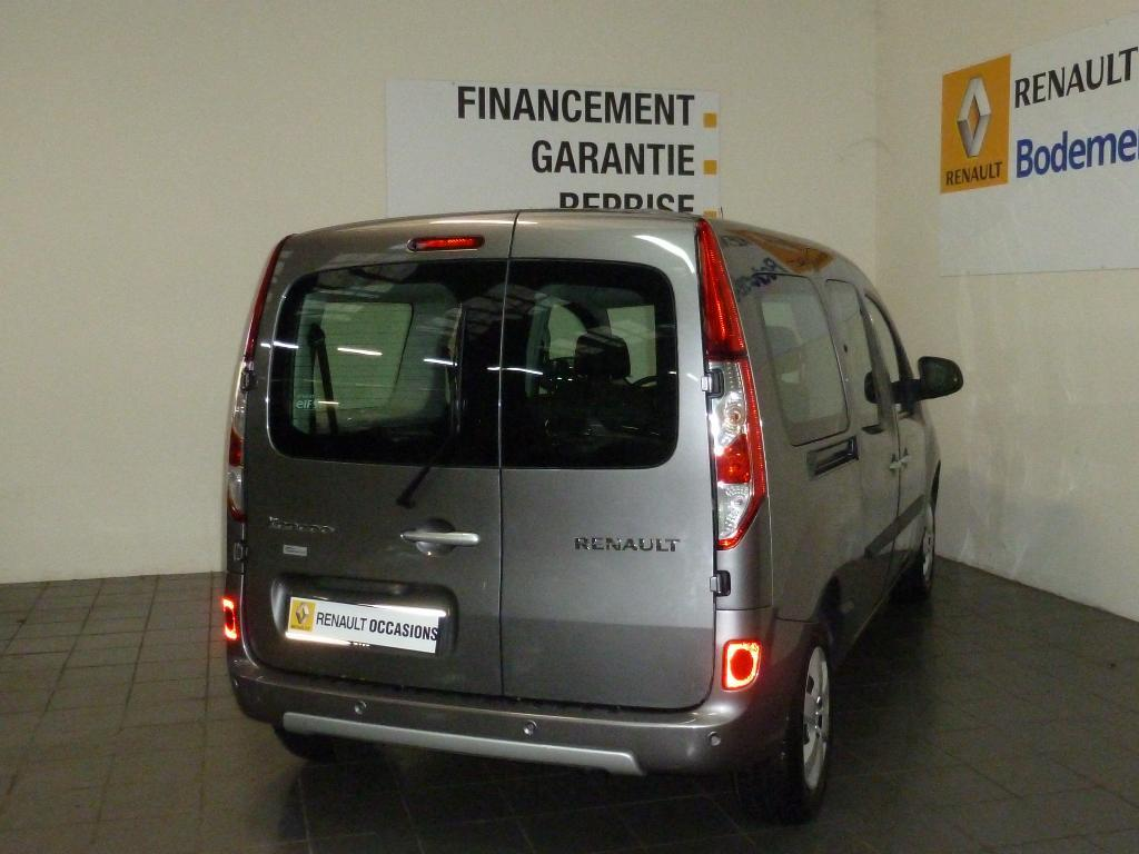 voiture occasion renault kangoo 1 5 dci 110 energy grand intens 2015 diesel 22000 saint brieuc. Black Bedroom Furniture Sets. Home Design Ideas