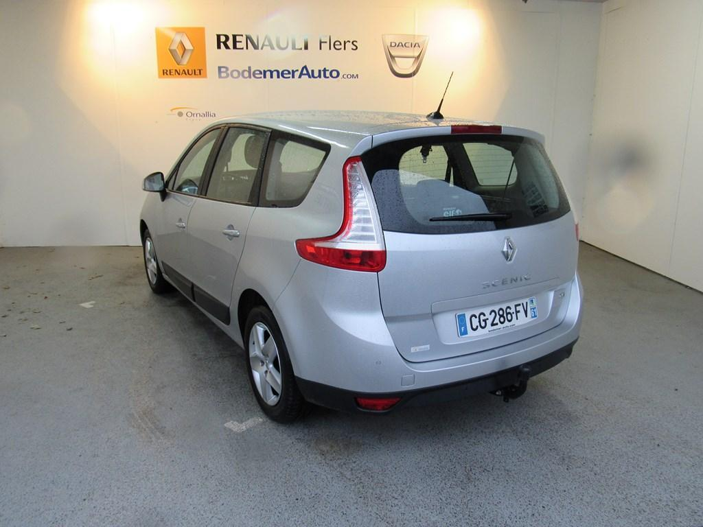 voiture occasion renault grand scenic iii dci 110 fap eco2 business 7 pl 2012 diesel 61100 flers. Black Bedroom Furniture Sets. Home Design Ideas
