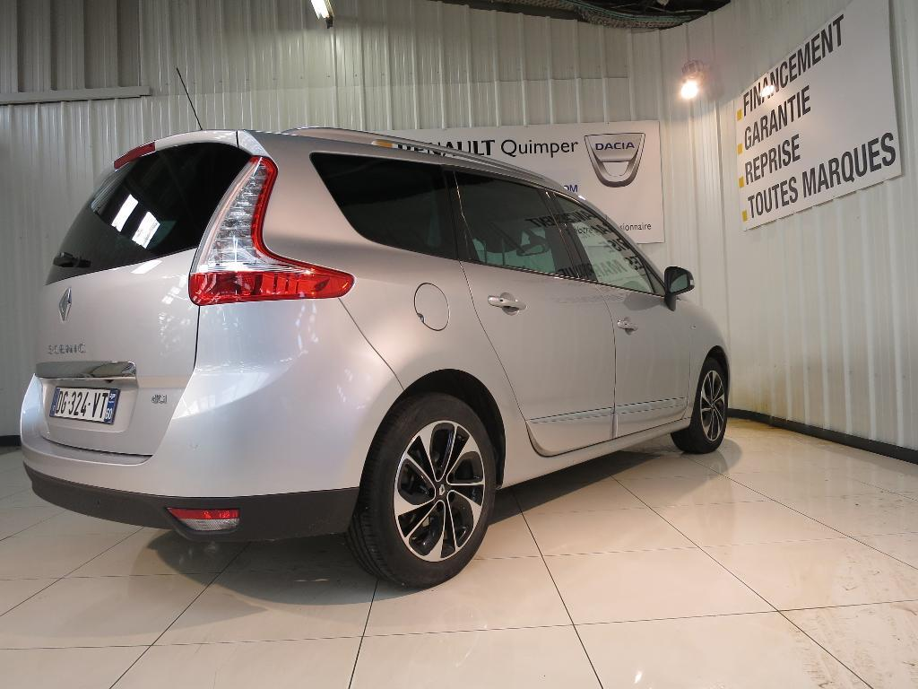 Voiture Occasion Renault Grand Scenic Iii Dci 130 Energy Fap Eco2