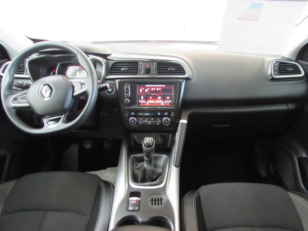 voiture occasion renault kadjar dci 130 energy intens 2015. Black Bedroom Furniture Sets. Home Design Ideas