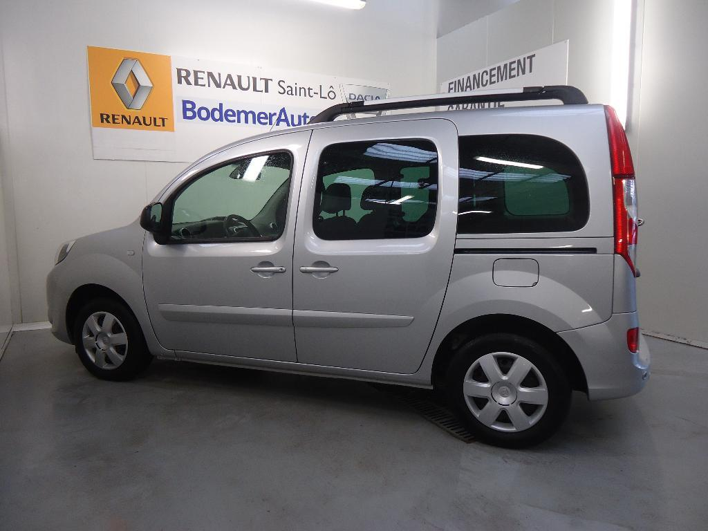 voiture occasion renault kangoo 1 5 dci 110 intens 2014 diesel 50000 saint l manche. Black Bedroom Furniture Sets. Home Design Ideas