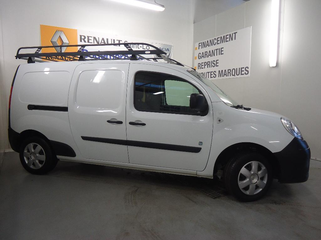 voiture occasion renault kangoo z e maxi l2 2 places 2012 electrique 50000 saint l manche. Black Bedroom Furniture Sets. Home Design Ideas