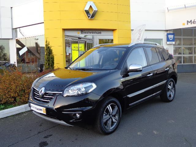 voiture occasion renault koleos 2 0 dci 175 bose edition a 2015 diesel 50200 coutances manche. Black Bedroom Furniture Sets. Home Design Ideas