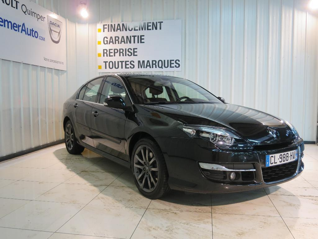 voiture occasion renault laguna 2 0 dci 180 400nm gt 4control 2012 diesel 29000 quimper. Black Bedroom Furniture Sets. Home Design Ideas