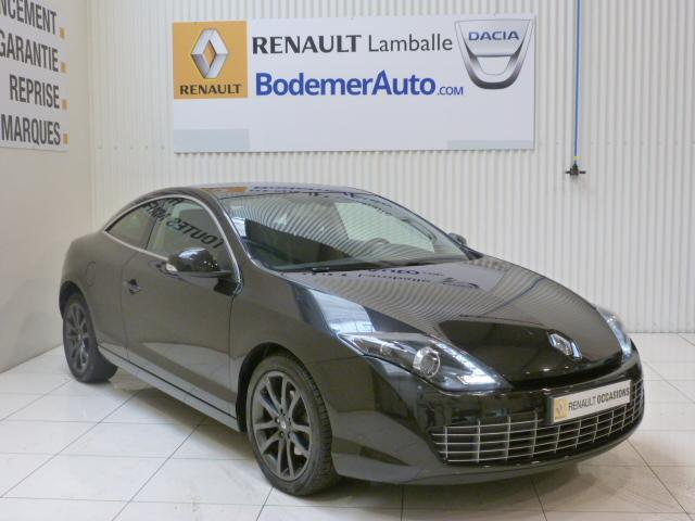 Voiture occasion renault laguna coup 2 0 dci 150 eco2 energy black edition 2013 diesel 22400 - Renault laguna coupe occasion ...