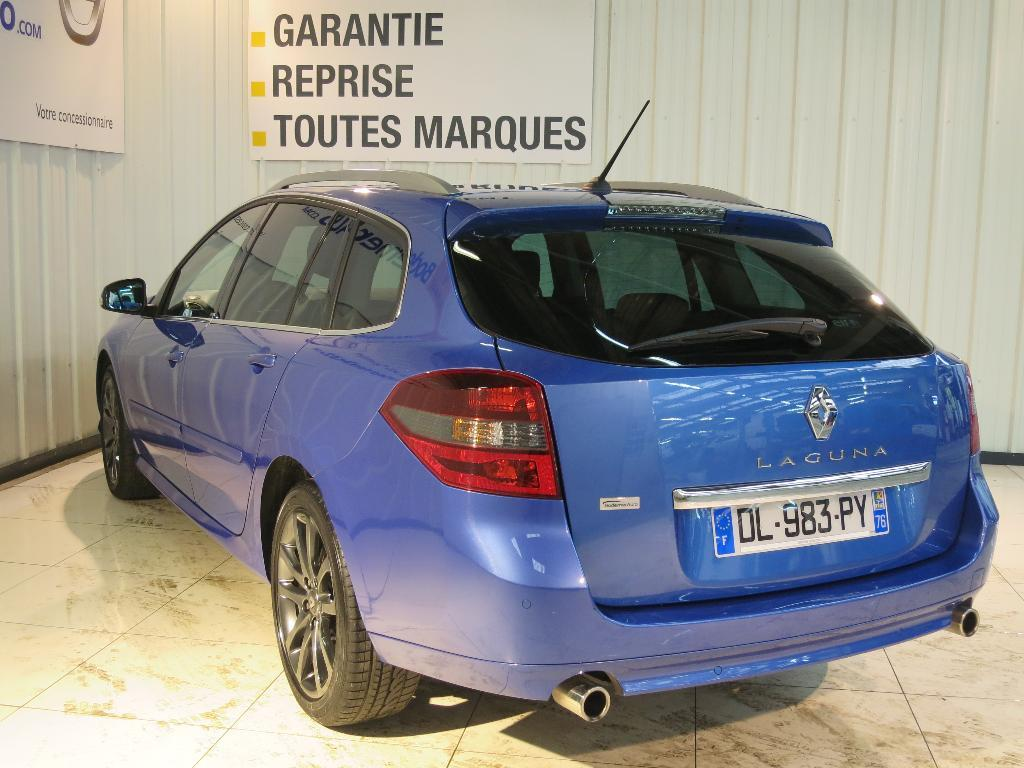 voiture occasion renault laguna estate 2 0 dci 175 gt
