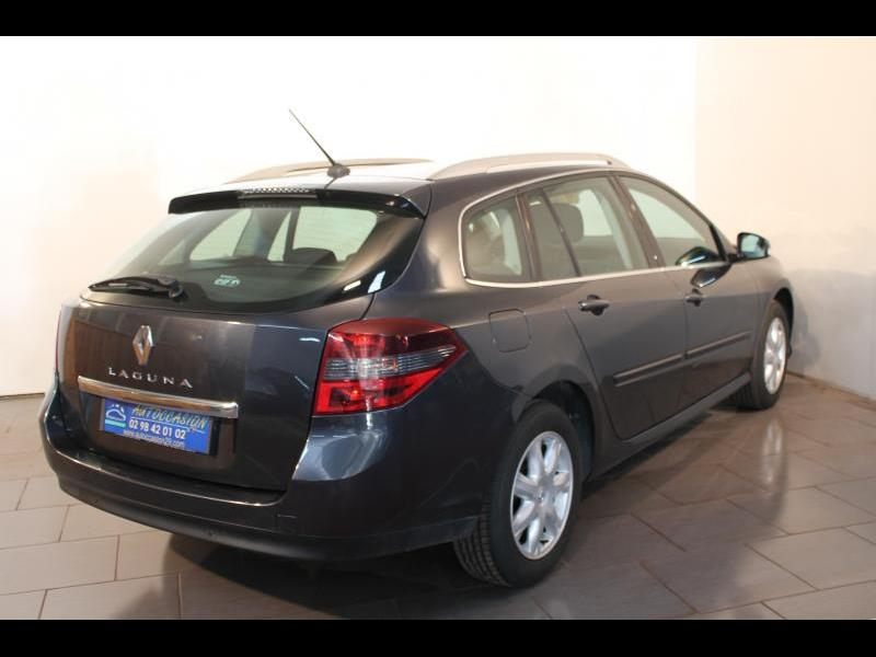 voiture occasion renault laguna estate iii 1 5 dci 110 eco 2 black edition 2010 diesel 29200. Black Bedroom Furniture Sets. Home Design Ideas