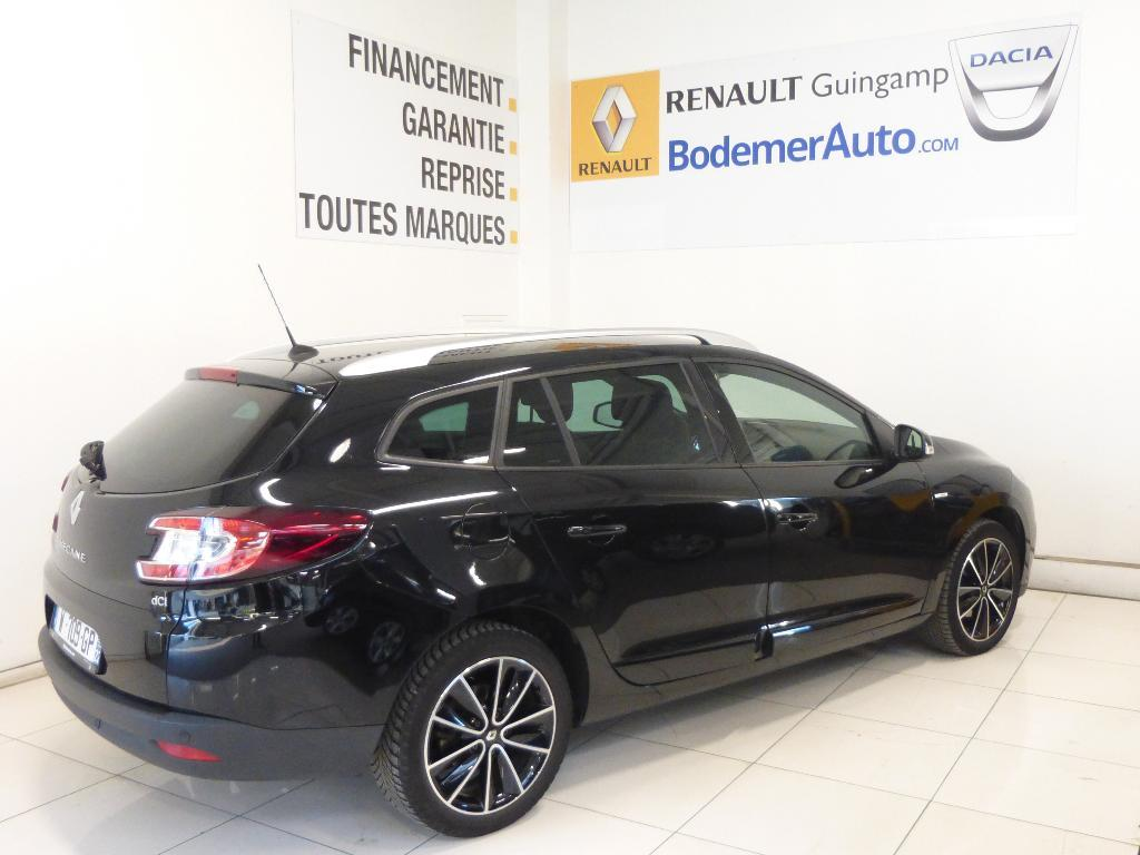 Voiture Occasion Renault Megane Estate Iii 1 6 Dci 130 Fap Energy