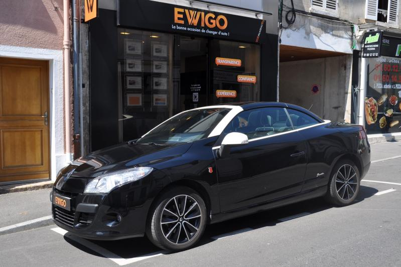 Voiture occasion renault megane iii coupe cabriolet 1 9 dci 130 floride 29 diesel 91120 - Megane 3 coupe cabriolet occasion ...