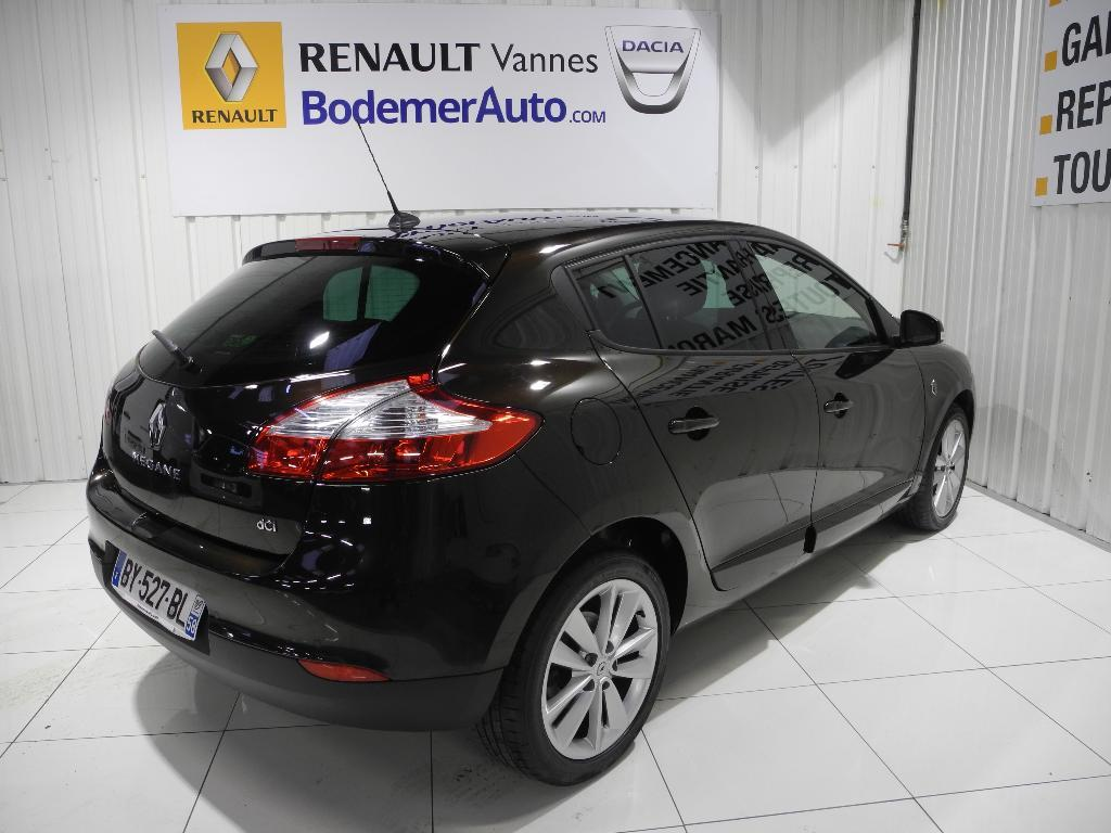 voiture occasion renault megane iii dci 110 fap eco2 xv de france champion euro 5 2011 diesel. Black Bedroom Furniture Sets. Home Design Ideas