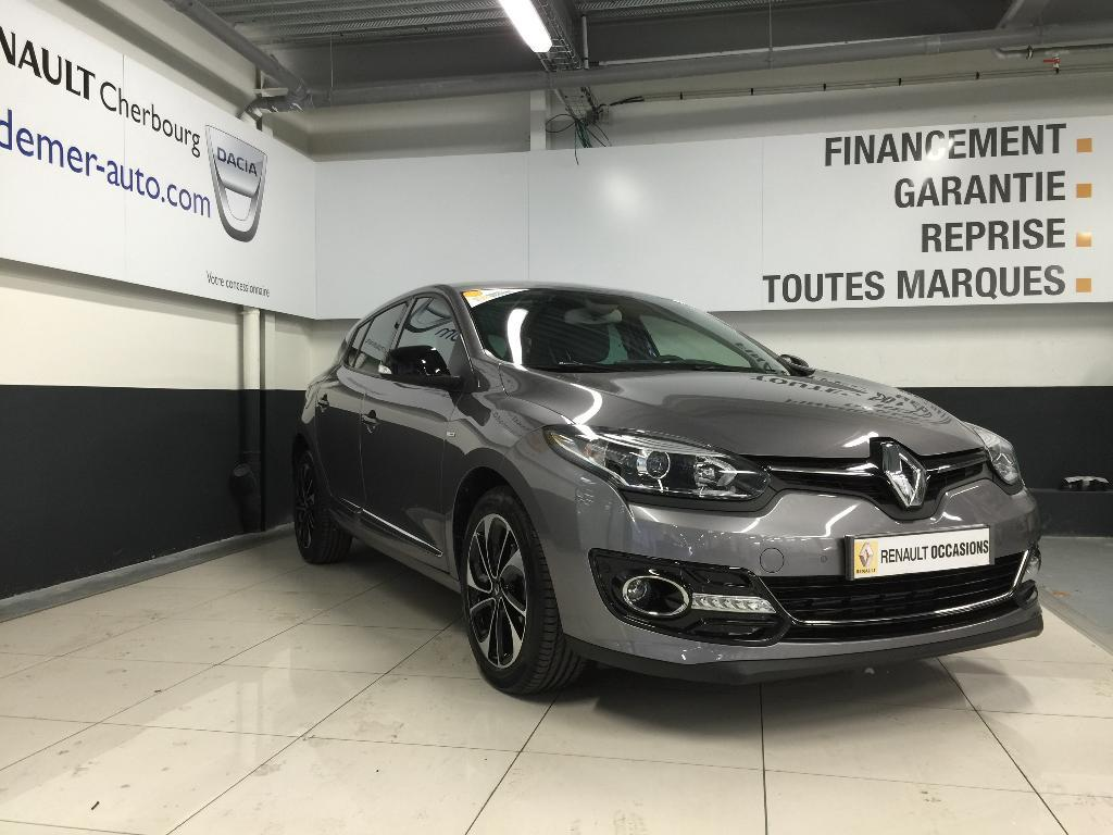 voiture occasion renault megane iii dci 130 fap energy eco2 bose 2014 diesel 50110 tourlaville. Black Bedroom Furniture Sets. Home Design Ideas