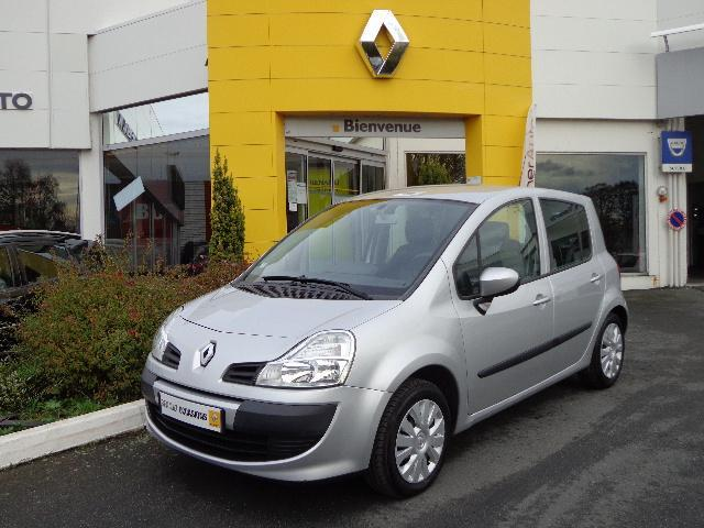 voiture occasion renault modus 1 5 dci 70 eco2 modus com euro 4 2011 diesel 50200 coutances. Black Bedroom Furniture Sets. Home Design Ideas