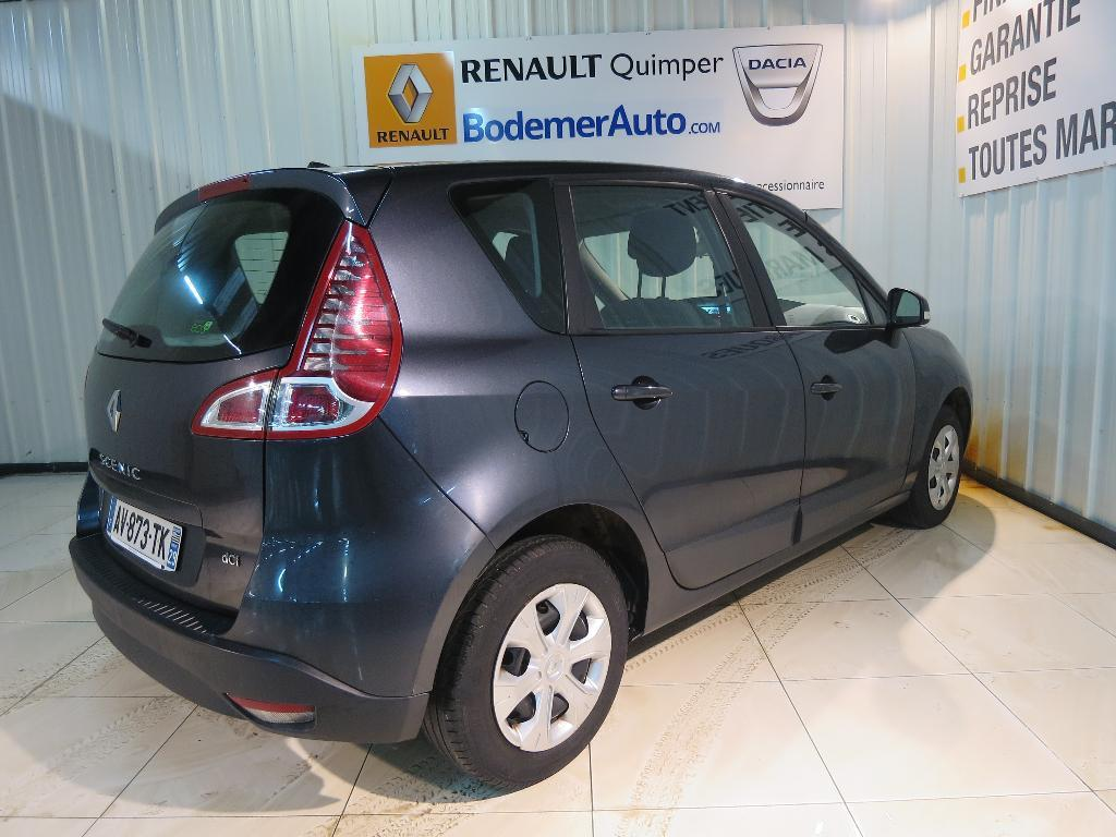 voiture occasion renault scenic iii dci 105 eco2 expression 2010 diesel 29000 quimper finist re. Black Bedroom Furniture Sets. Home Design Ideas