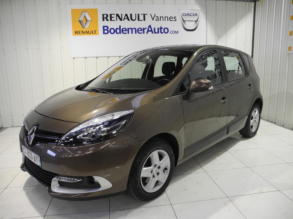 voiture occasion renault scenic iii dci 110 energy eco2 business 2013 diesel 56000 vannes. Black Bedroom Furniture Sets. Home Design Ideas