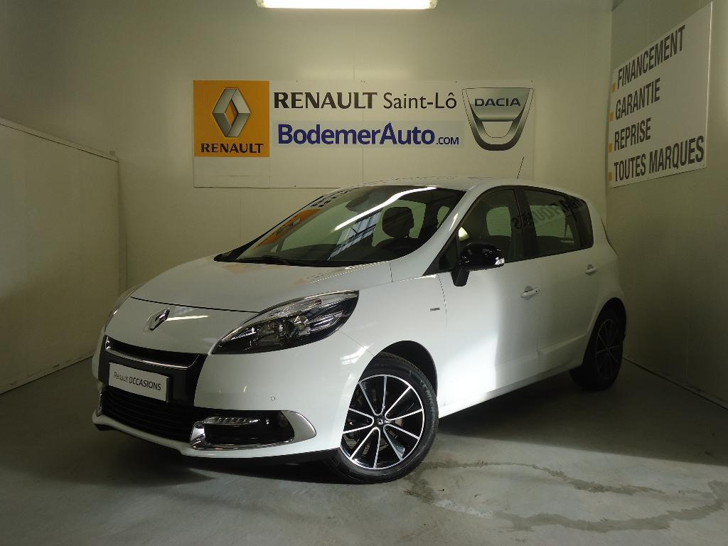 voiture occasion renault scenic iii dci 110 energy fap. Black Bedroom Furniture Sets. Home Design Ideas