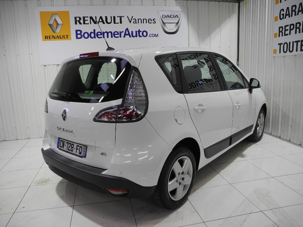 voiture occasion renault scenic iii dci 110 fap eco2 business energy 2012 diesel 56000 vannes. Black Bedroom Furniture Sets. Home Design Ideas