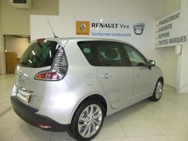voiture occasion renault scenic iii dci 130 energy eco2 initiale 2014 diesel 14500 vire calvados. Black Bedroom Furniture Sets. Home Design Ideas
