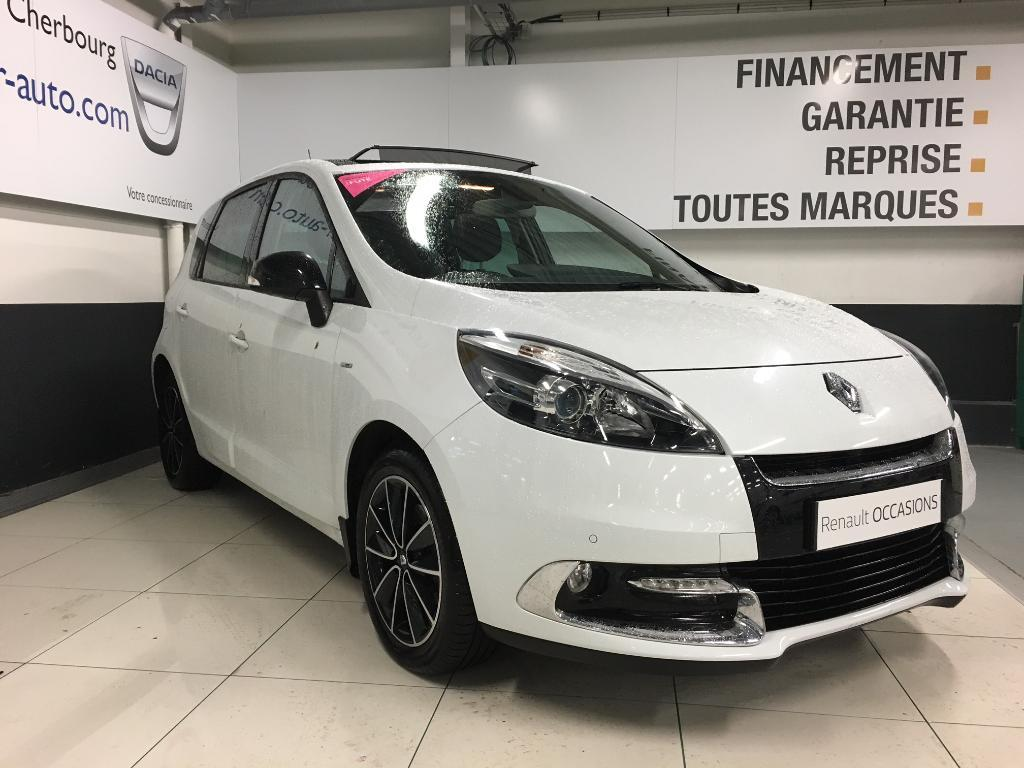 voiture occasion renault scenic iii dci 130 fap eco2 bose. Black Bedroom Furniture Sets. Home Design Ideas