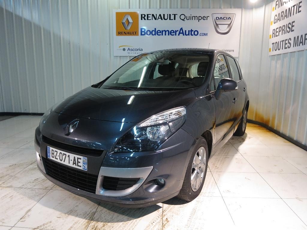 voiture occasion renault scenic iii dci 130 fap energy eco2 expression 2011 diesel 29000 quimper. Black Bedroom Furniture Sets. Home Design Ideas