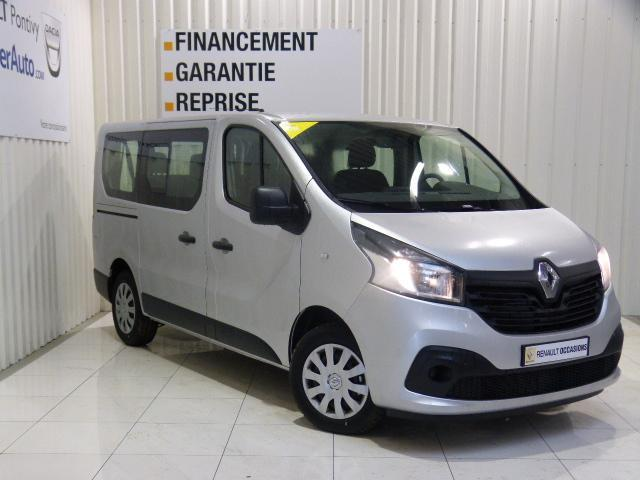 voiture occasion renault trafic combi l1 dci 120 zen energy 2015 diesel 56300 pontivy morbihan. Black Bedroom Furniture Sets. Home Design Ideas