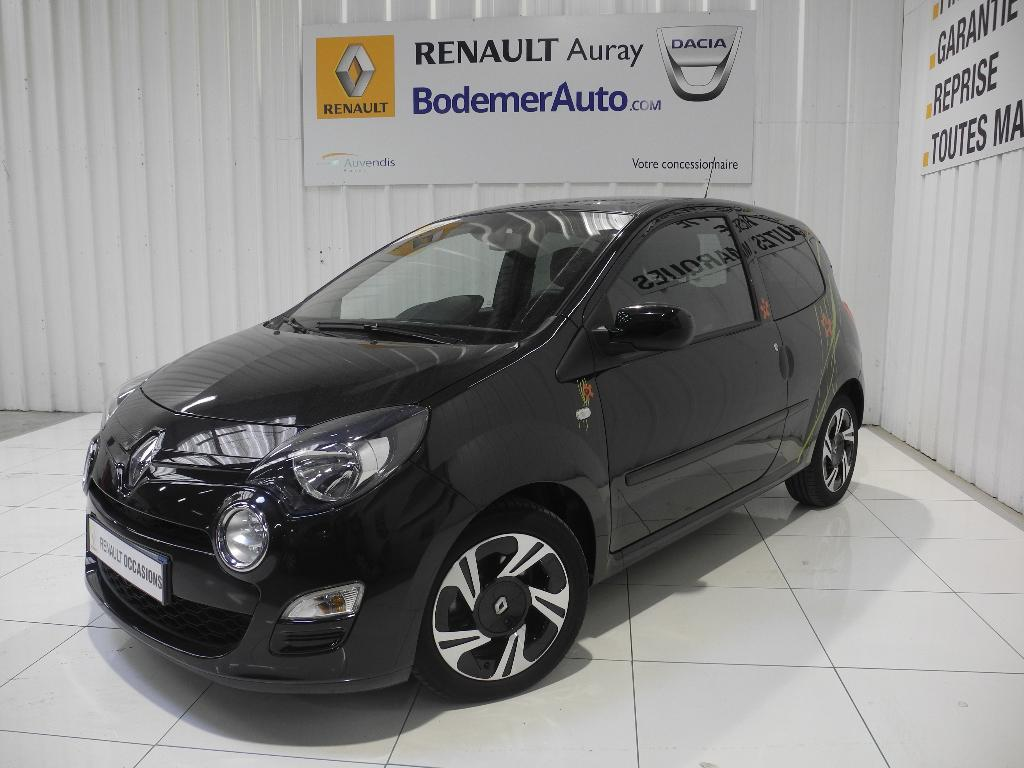 voiture occasion renault twingo ii 1 2 lev 16v 75 eco2 dynamique 2012 essence 56400 auray. Black Bedroom Furniture Sets. Home Design Ideas