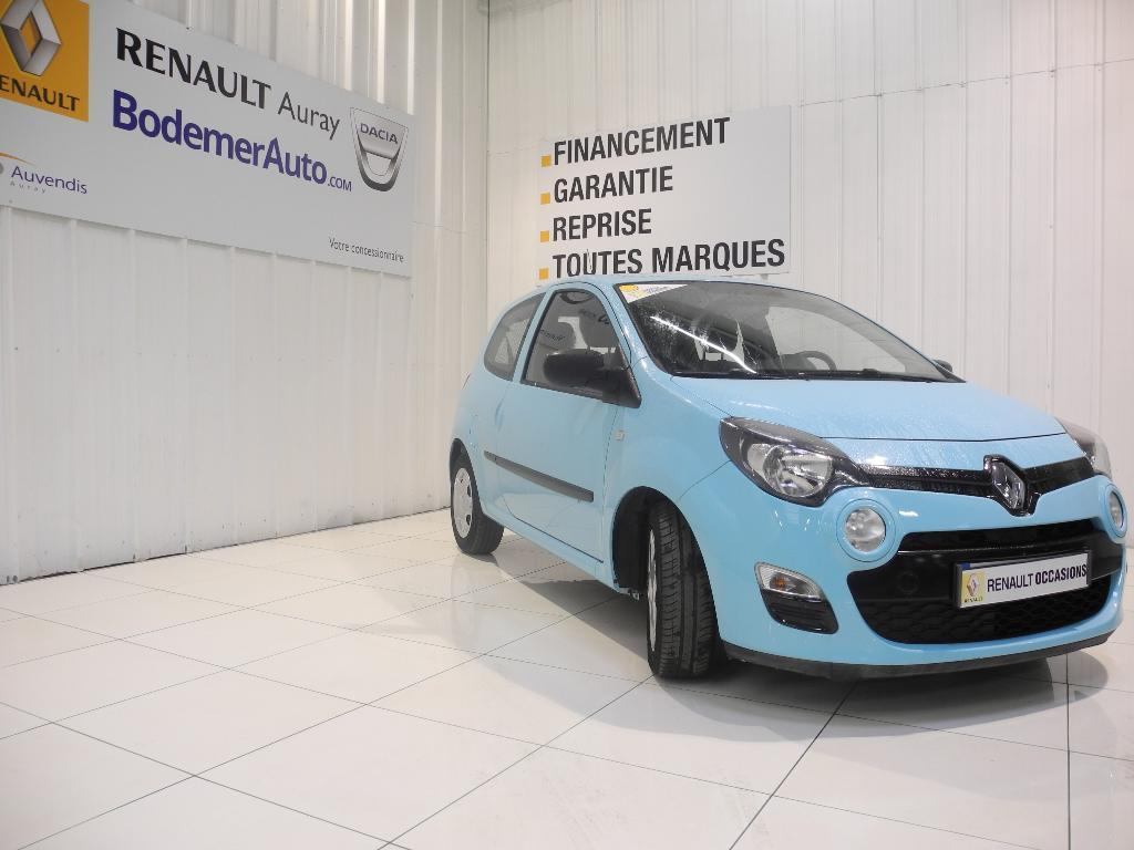 voiture occasion renault twingo ii 1 5 dci 75 eco2 authentique 2012 diesel 56400 auray morbihan. Black Bedroom Furniture Sets. Home Design Ideas