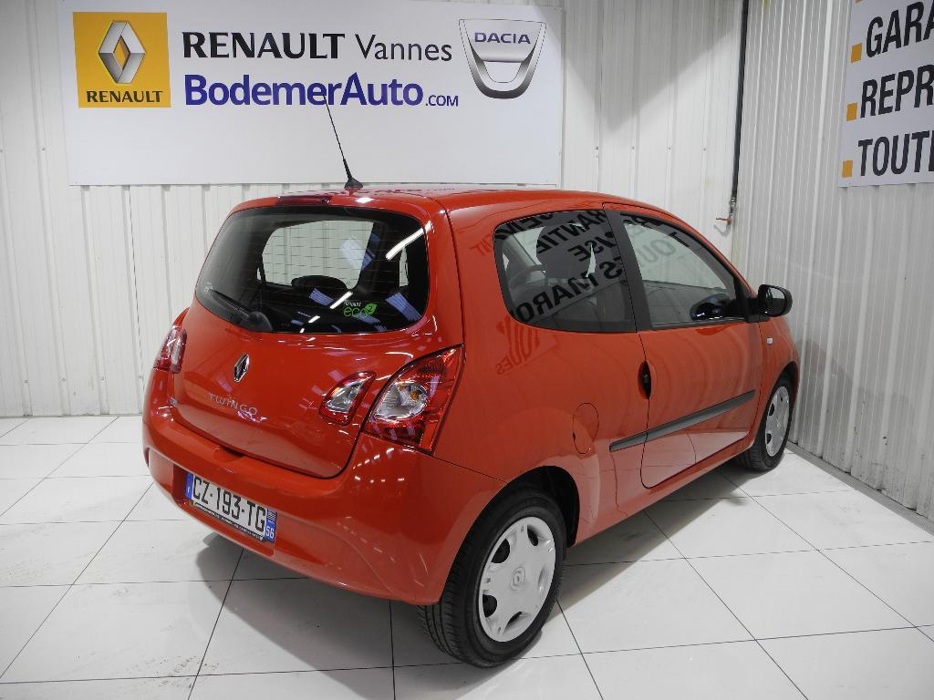 voiture occasion renault twingo ii 1 5 dci 75 eco2 life 2013 diesel 56000 vannes morbihan. Black Bedroom Furniture Sets. Home Design Ideas
